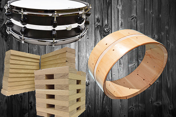 Stave Drums
